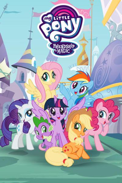 Resultado de imagen de my little pony series