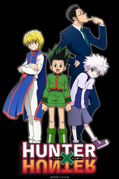 Hunter X Hunter Streaming