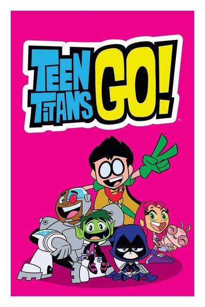 Watch Teen Titans Go Streaming Online  Hulu Free Trial-7732