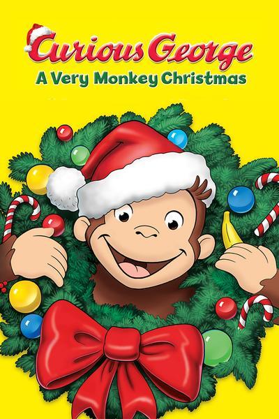 Curious George Christmas.Hulu