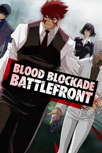 Blood Blockade Battlefront Stream