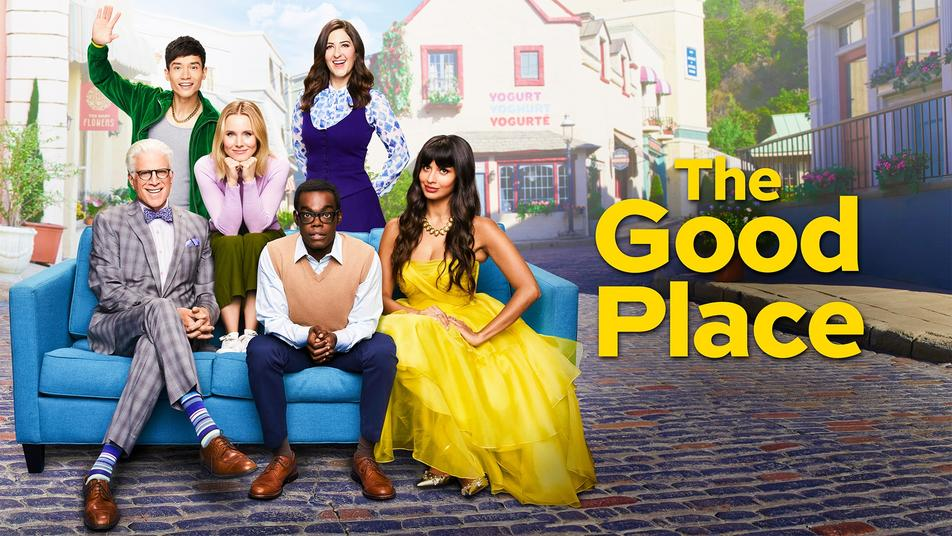 The Good Place Rae's Reads and Reviews